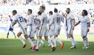 ترکیب اصلی لژیا-رئال مادرید