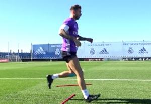 بازگشت راموس به تمرینات رئال مادرید