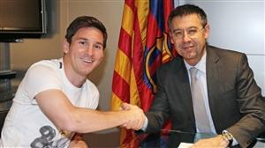 بارتومئو: مسی می تواند سال آینده از بارسا برود