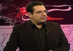 احمدی گزارشگر دربی 86 شد