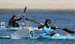 نبودن قایق و پارو در تمرین تیم ملی قایقرانی بانوان!