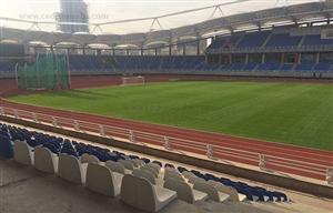 آخرین وضعیت ورزشگاه امام رضا برای میزبانی در لیگ