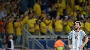 درخواست تجدید نظر آرژانتین برای لیونل مسی