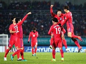 تساوی کره جنوبی برابر صربستان در دیدار دوستانه