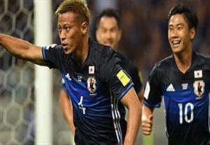 گلهای بازی ژاپن 4-0 عمان