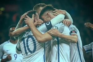 .پیروزی مقتدرانه انگلیس برابر اسکاتلند