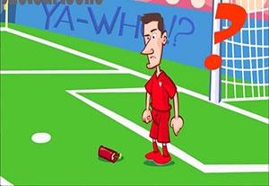 انیمیشن جالب بازی رومانی - لهستان
