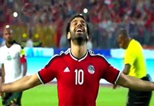 گلهای بازی مصر 2-0 غنا