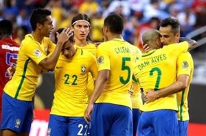 پیش بازی پرو - برزیل