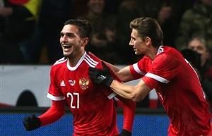 خلاصه بازی روسیه 1-0 رومانی