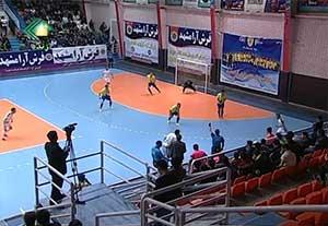 خلاصه فوتسال فرشآرا 2-2 دبیری تبریز