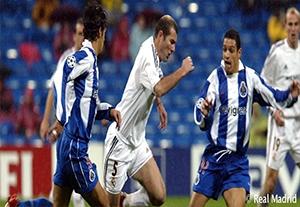 رکورد شکست ناپذیری رئال مقابل تیمهای پرتغالی در قرن 21