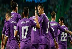 ترکیب اصلی رئال مادرید-اسپورتینگ خیخون