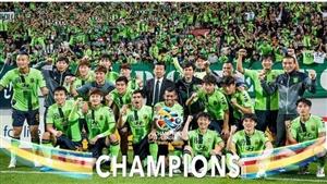 چونبوک موتورز در قهرمانی کره هتتریک کرد