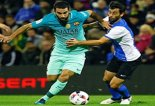 خلاصه بازی هرکولس 1-1 بارسلونا