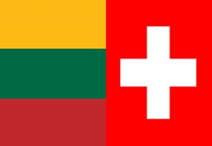 تاریخچه فوتبال؛ لیتوانی و سوئیس (95/09/11)