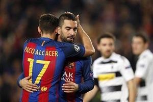 پیش بازی اوساسونا - بارسلونا