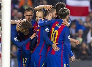 پیش بازی بارسلونا - هرکولس