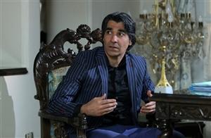 رابطه با بازیگران و پیشنهاد بازیگری به وحید شمسایی