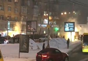 درگیری شدید بین هواداران بشیکتاش و دیناموکیف
