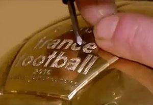 تمامی برندگان توپ طلا (2017-1956)