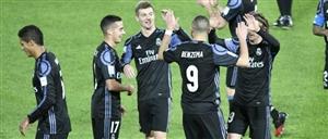 ترکیب اصلی کاشیما انتلرز- رئال مادرید