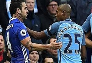 درگیری ها و خشونت های فابرگاس در زمین فوتبال