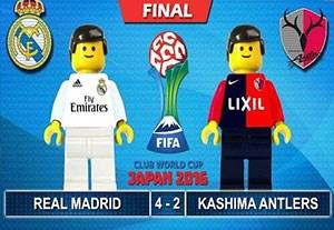 لگو جذاب فینال جام باشگاههای جهان 2016