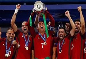 قهرمانان بزرگ اروپا در سال 2016