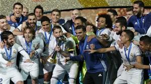 رکورد خیره کننده رئال مادرید در فینال ها