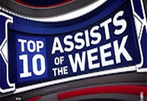 10 پاس برتر NBA در هفته گذشته 95/10/07