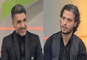 گفتگو دوستانه علی ضیا با مهدی شیری و آرفی