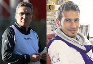 واکنش برانکو به اخبار پرسپولیسی شدن شهباززاده