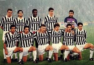 قهرمانی مقتدرانه یوونتوس در مقابل دورتموند (یوفا 1993)