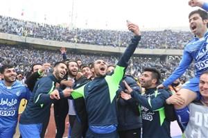 هفتمین برد استقلال مقابل پرسپولیس در لیگ برتر