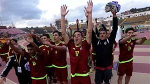 جام جهانی جوانان، برزیل حذف شد