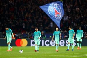 پی اس جی 4-0 بارسا؛ وحشت در پاریس!
