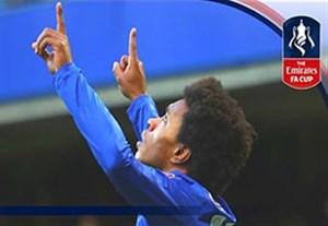 گلهای برتر مرحله چهارم جام حذفی انگیس