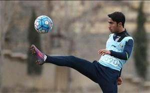 محسن کریمی بازی با تراکتور را از دست داد
