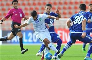 ترکیب الفتح عربستان برابر اس.خوزستان