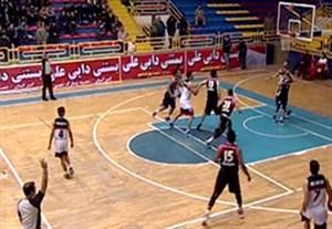شهرداری گرگان، پیروز نخستین بازی نیمه نهایی