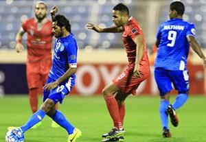 خلاصه بازی الفتح عربستان 2-2 لخویا قطر