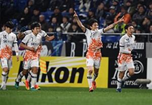 گلهای بازی گامبا اوزاکا 1-4 ججو یونایتد کره جنوبی