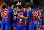 خلاصه بازی بارسلونا 6-1 خیخون