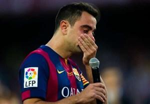 ژاوی: بارسا 1-2 ال کلاسیکو را می برد