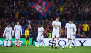 پلیس به دنبال حمله کننده ها به بازیکنان PSG