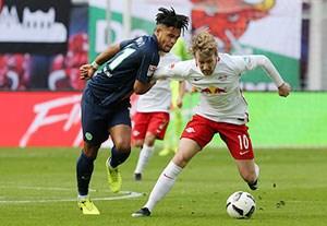 خلاصه بازی لایپزیش 0-1 وولفسبورگ