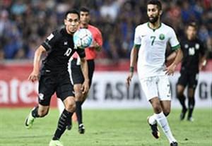 خلاصه بازی تایلند 0-3 عربستان