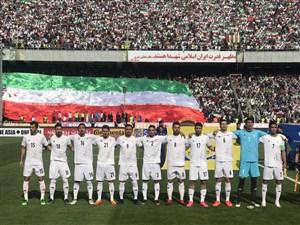 ترکیب تیم ملی ایران برابر مونتهنگرو مشخص شد