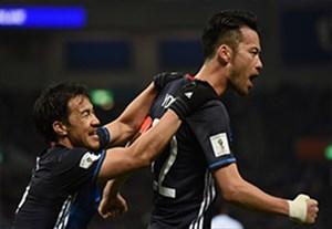 خلاصه بازی ژاپن 4-0 تایلند